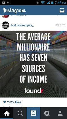 Millionaire Mindset. I have 5, need 2 more