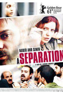 A Separation. Oscar winning!