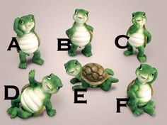 turtle collectibles | Turtle Max Reptile Gifts :: - Turtles, Sea Turtles ...