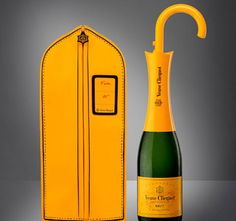 Veuve Clicquot travels to consumers with branded mail truck Cristal Champagne, Best Champagne, Wine Packaging, Packaging Design, Veuve Clicquot, Water Collection, Wine And Spirits, Bottle Design, Wine Cellar