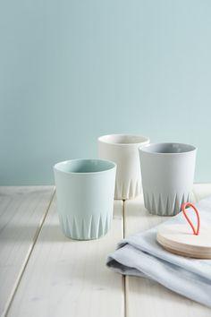 KULØR porcelain photographed by Katrin Lautenbach