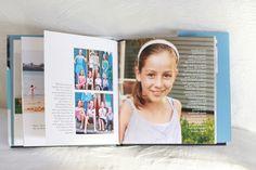Simple Aussie Girls: Nicole's photo book