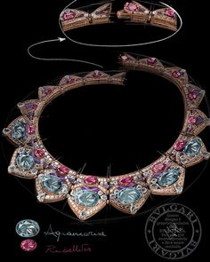 Jewelry Sketch, Jewellery Sketches, Jewelry Drawing, Baroque Fashion, American Jewelry, Cute Jewelry, Other Accessories, Sketching, Gemstone Jewelry