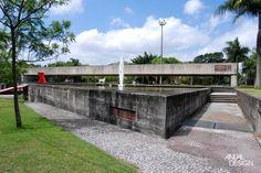museu da escultura - sculpture park!!