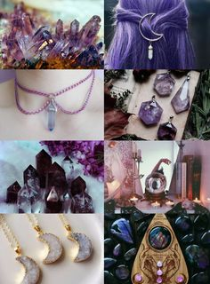"""Witch Aesthetics // Crystal Witch """"Requested """" Artist Witch 