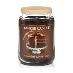 Yankee Candles chocolate scent is almost good enough to eat!