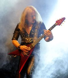 K.K. Downing of Judas Priest
