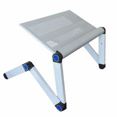 Adjustable Portable Laptop Table Stand Lap Sofa Bed Tray Computer Notebook Desk bed table with Mouse Table Portable Laptop Table, Laptop Desk, Laptop Stand, Bed Table, Table Desk, Desk Bed, Sofa Bed, Aluminum Tray, Bed Tray