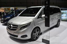 Geneva Motor Show 2014: Mercedes Benz outs all-new V-Class MPV