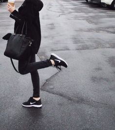 black casual.