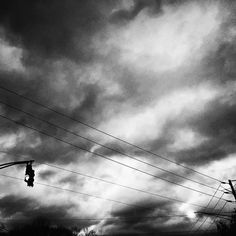 Stoplight in Livingston