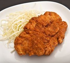 Tonkatsu {Deep Fried Pork Cutlet} | Just Hungry