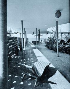 Edward Durell Stone 1962 by modern_fred, via Flickr