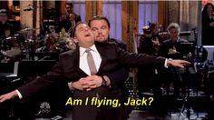 "Leonardo DiCaprio Crashes Jonah Hill's ""SNL"" Monologue, Recreates ""Titanic"""