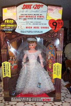 Deluxe Reading's Betty the Bride Z