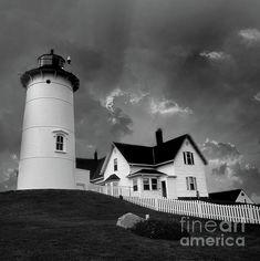 Nobska Lighthouse, MA, USA
