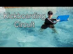 Long associated with swimming, kickboards have been largely ignored in aquatic fitness classes – until now. Check out Kickboard Circuit with Jackie Lebeau. T...