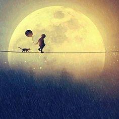 luna sueños