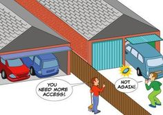Rsj Lintel Installation Transform Two Single Doors Into One Add Convenience Creating More E In Your Garage