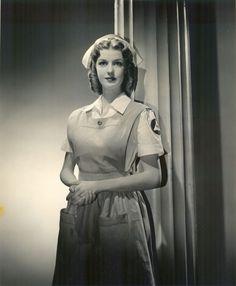Nurse! Anita Louise via
