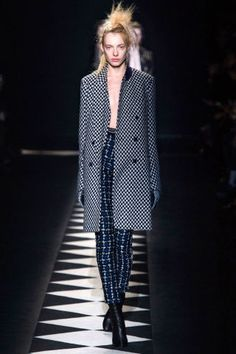 Haider Ackermann Fall 2015. See all the best runway looks from Paris Fashion Week here:
