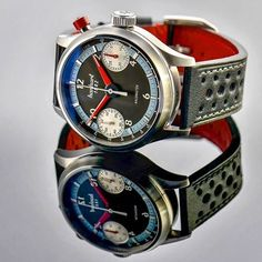 Hanhart Racemaster GTM - what a great watch!