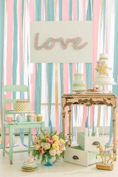 sweet table bruiloft