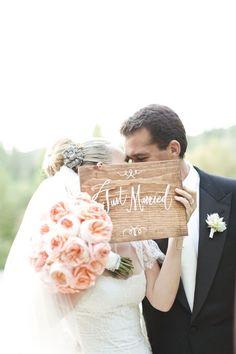 """結婚したら使いたい*キュートな""""JUST MARRIED""""のアイテムでラブラブ新婚&新妻アピール♡にて紹介している画像"""
