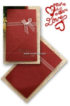 Vivo Bridal - Invitation Card IC-0001