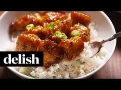 Best Firecracker Chicken Recipe - How to Make Firecracker Chicken