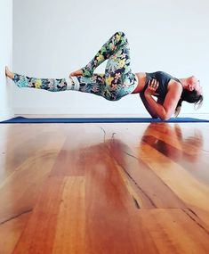 Forget the Mat, Because These 19 Photos Prove a Wall Is the Best Yoga Prop