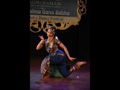 A clipping from Harinie Jeevitha's performance for Krishna Gana Sabha - 2016 Choreography - Smt.Sheela Unnikrishnan Vocal - Sri G Srikanth Mridangam - Sri Gu...