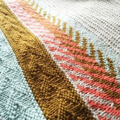 A new design coming soon, using some of my favorite O-wool colorways!!