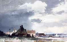 Summer Storm, East Anglia