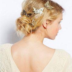 6 יחידות קליפים נשים שיער עבור בנות אביזרי שיער סרט סיכות ראש סיכות שיער אבזר בארה 'ב מלחציים
