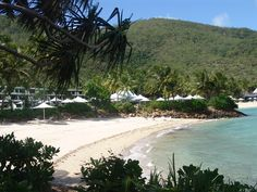 Coconut Beach, Hayman Island, childhood memories!