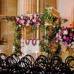Somer Khouri & Lisa Costin (@acharmingfete) • Instagram photos and videos  #acharmingfete #eventplanning #wedding #weddingideas #receptionideas #realwedding #florals #chairs #chargers #indianwedding #lei Weddingideas, Event Planning, Real Weddings, Florals, Lisa, Reception, Chairs, Wreaths, Photo And Video
