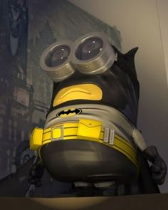 Comical DESPICABLE ME Minion Cosplay Character Art — GeekTyrant