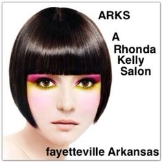 Wellatrendvision on pinterest coral hair pastel hair for Abstract salon fayetteville ar