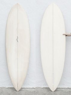 """Moodboard White"" by Interiorblog http://www.leuchtend-grau.de/ White surf boards"