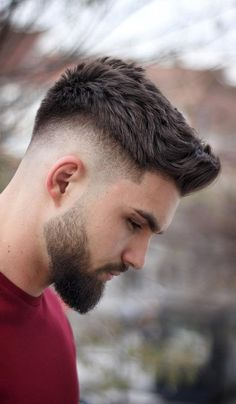 15 Popular Side Fade Haircuts For Men To Try In 2019 frisuren männer Mens Hairstyles Fade, Cool Hairstyles For Men, Undercut Hairstyles, Haircuts For Men, Men Hairstyle Short, Mens Fade Haircut, Undercut Short Hair, Dapper Haircut, Popular Mens Hairstyles