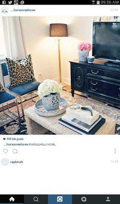 Mueble tv restaurado