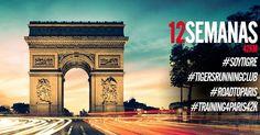 hoy empieza el entrenamiento para el maraton de Paris mucha emocion y ganas que sin duda iran a mas durante estas 12 semanas que compartiremos 30 Tigers bajo la guia de nuestro #senseiTigre @agustinrubiorun!  credito de la imagen: @ruedagomez  #soyTigre #TigersRunningClub #roadtoparis #training4paris42k #parismarathon #clubEXATECrunning #EXATEC #mexasrunners #mexicanoseneuropa #instarunnersmadrid #instarunners #instarunnersparis  #yoelegicorrer #soycorredor