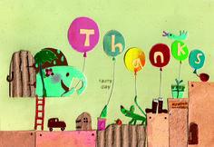 Natsuko Kawatsu / カワツナツコ Rhinos, Visual Development, Storyboard, Elephants, Childrens Books, Art For Kids, Mixed Media, Album, Cool Stuff