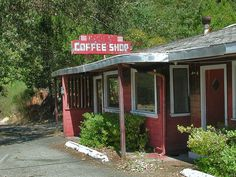 @Hannah Hoover Coffee shop.. called coffe shop ;P