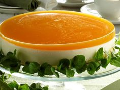 Sitrus-juustokakku