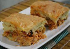 Torta de frango SENSACIONAL – Caderno de Receitas