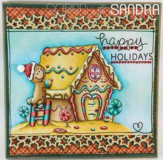 Copic Marker Europe: Happy Holidays