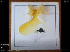 Stamped Christmas Cards, Card Io, Card Ideas, Card Making, Xmas, Frame, Decor, Picture Frame, Decoration