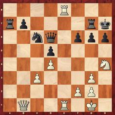 Attacking Chess Tactic: White to move. How should White proceed? w – – 0 1 Chess Daily News from Susan Polgar Chess Puzzles, Chess Tactics, Chess Quotes, Chess Table, Chess Pieces, Daily News, Photo Wall, Google, Brain